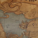 image of witcher world map