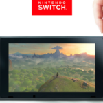 image of the gamepad for the nintendo switch