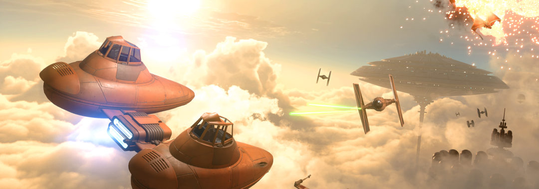 bespin and vehicles