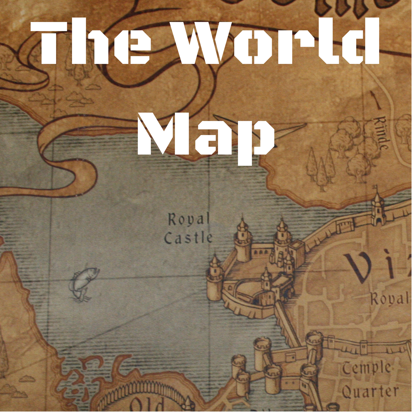 The World Map podcast
